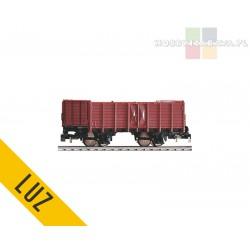 Piko wagon towarowy odkryty typu węglarka 2 oś - luz