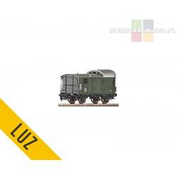 Piko wagon towarowy typu brankard 2 oś DB 122 622 - luz