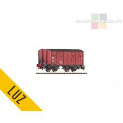 Piko wagon towarowy kryty 2 oś DB 102 323 G 29 RIV - luz