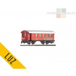 Piko Straż Pożarna wagon pracowniczy DB - luz