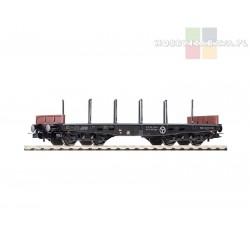 Piko 58414 wagon towarowy platforma z kłonicami PKP