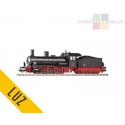 Piko lokomotywa parowa BR 55 284 (G7.1) DB parowóz z tendrem - luz