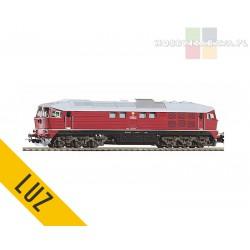 Piko lokomotywa spalinowa BR130 T679.2001 ČSD - luz