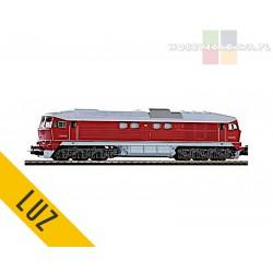 Piko lokomotywa spalinowa BR130 TE 109-002 CCCP - luz