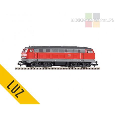 Piko BR 218 191-5 DB Cargo lokomotywa spalinowa - luz