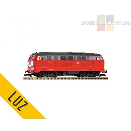 Piko BR 218 799-5 DB Cargo lokomotywa spalinowa - luz