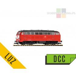 Piko BR 218 799-5 DB AG lokomotywa spalinowa DCC- luz