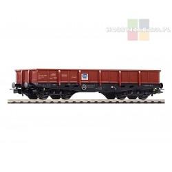 Piko 58412 wagon towarowy niskoburtowy PKP Cargo