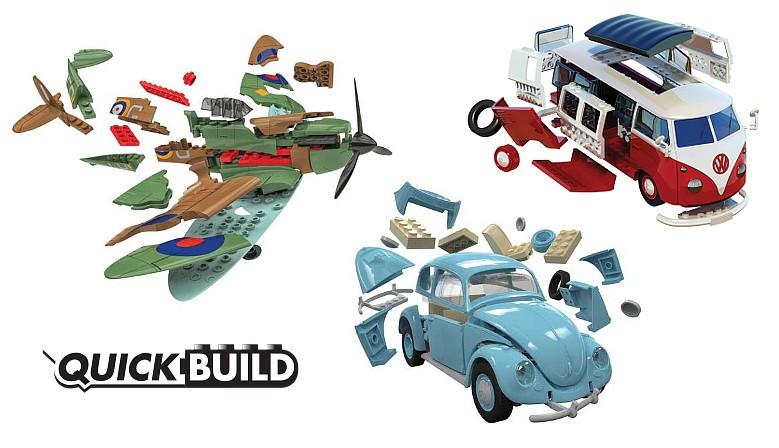 quick build